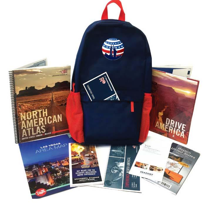 Amerikaszerte táska